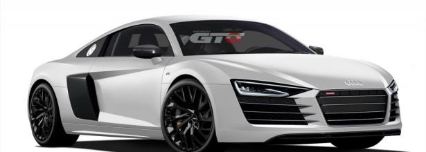 2015 Audi R8 – gələn il üçün istehsala buraxıla biləcək versiyaları