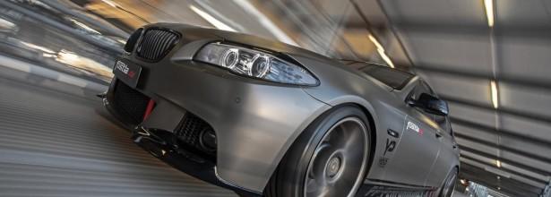Fostla vs PP-Performance dizaynı olan yeni BMW 550i