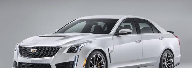640 a.g.  2016 Cadillac CTS-V