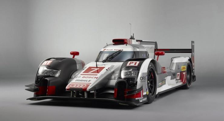 Audi R18 e-tron quattro 2015 Dünya dözümlülük çempionatında