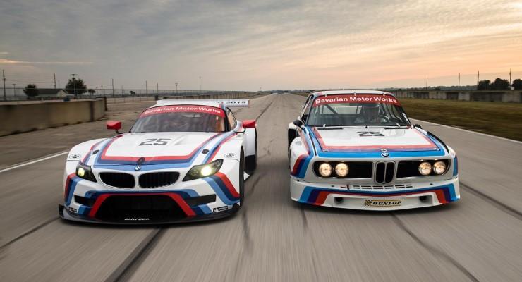 BMW Z4 GTLM modeli Sebring trasında