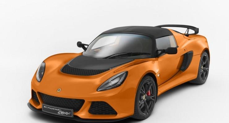 Lotus-dan yeni Exige S Club Racer model