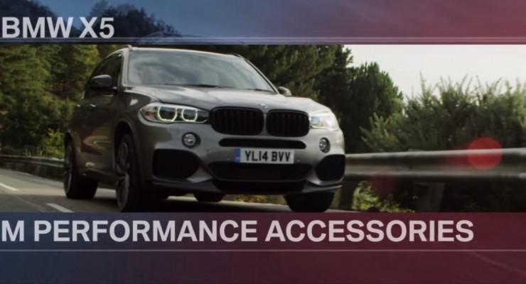 BMW X5 M – Performance