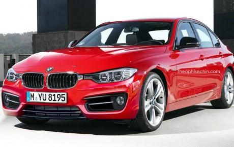 May ayının 7-si təqdim ediləcək yeni BMW 3-Series