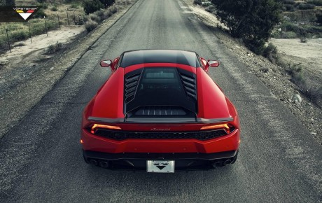 Tyuninq edilmiş Lamborghini Huracan