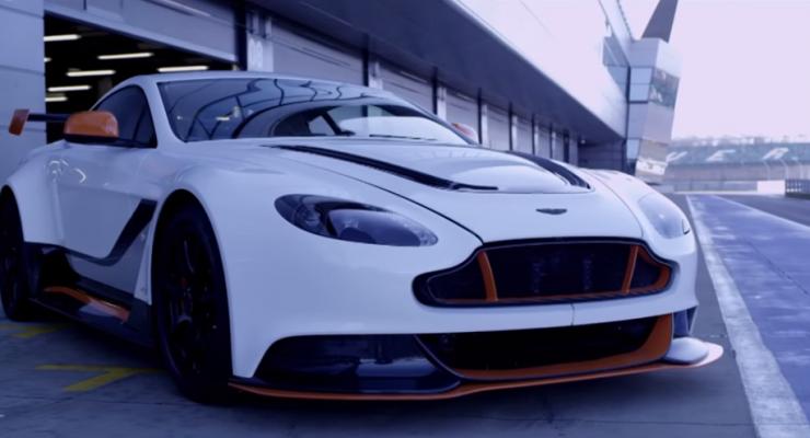 Aston Martin Vantage GT3-ün adı rəsmi olaraq dəyişdirildi