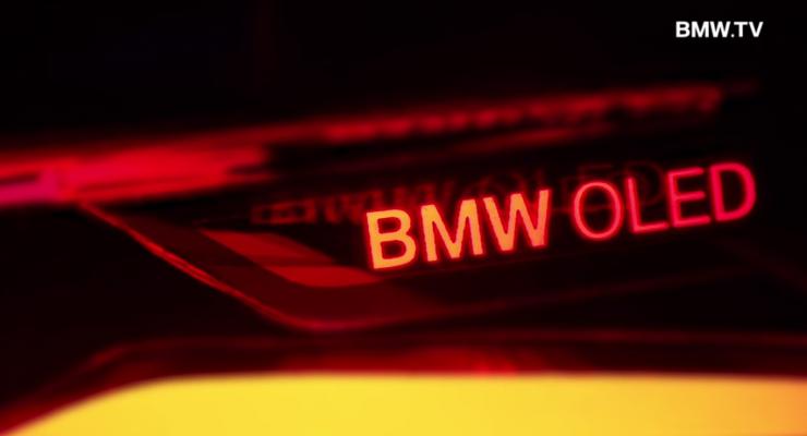 BMW-dən yeni OLED layihəsi