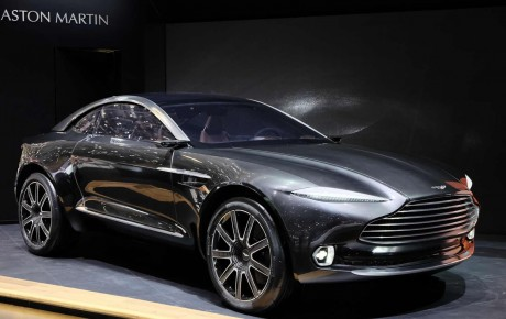 Aston Martin DBX modeli haqda yeniliklər