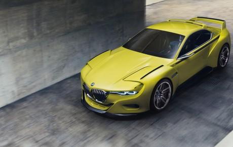 BMW 3.0 CSL Hommage rəsmi olaraq təqdim edildi