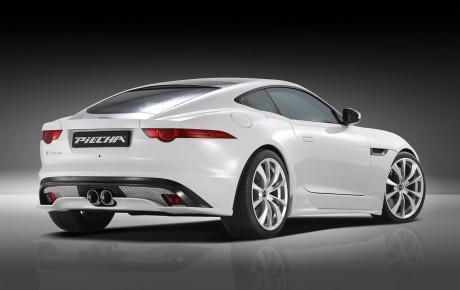"""""""Piecha Design"""" şirkətinin təqdim etdikləri yeni Jaguar F-Type Evolution V6 Coupe"""