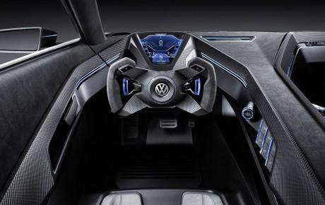 400 a.g. sahib yeni Volkswagen Golf GTE Sport konsepti