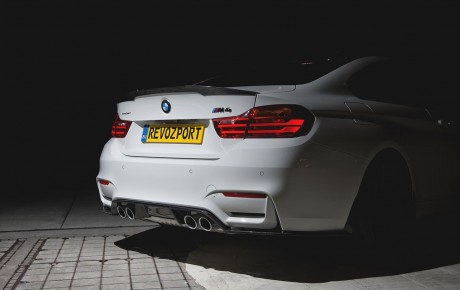 BMW M4 kupe modeli üçün yeni tyuninq paketi