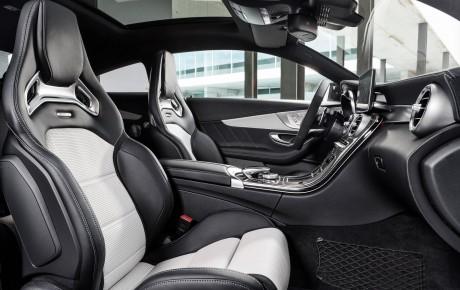 Mercedes-AMG yeni 2016 C63 S Coupe modelinin qısa video çarxı