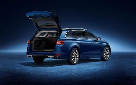 Yeni universal versiyalı Renault Talisman