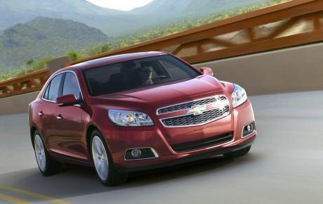 Chevrolet-dən 10 milyonuncu Malibu modeli