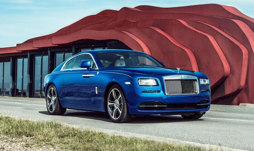 Rolls-Royce-dan yeni Wraith modeli